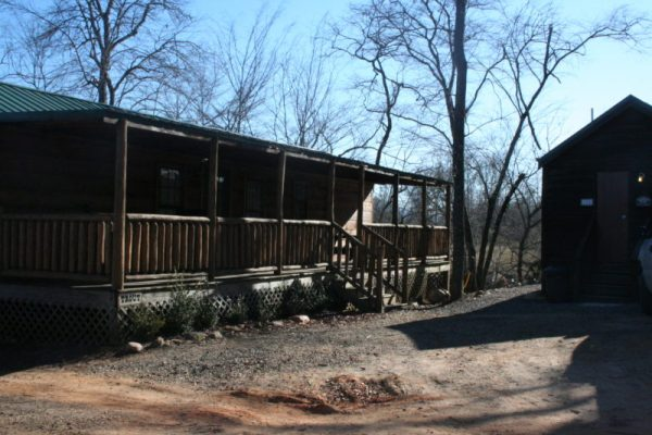 Trout Cabin Front