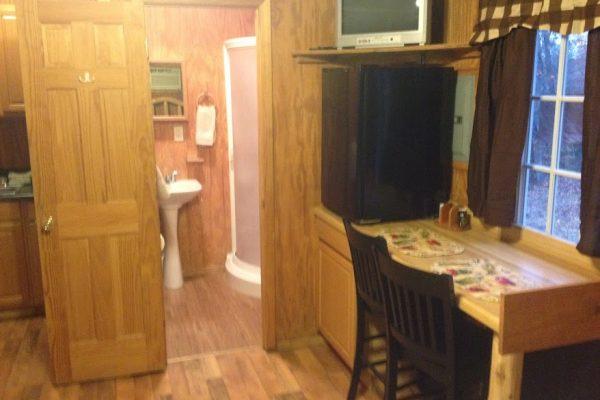 Dining/Bathroom Entrance